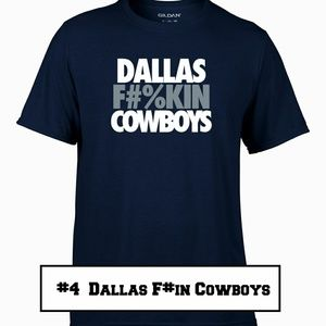 ff0a7fc72d7 Other - New Dallas F %kin Cowboys shirt